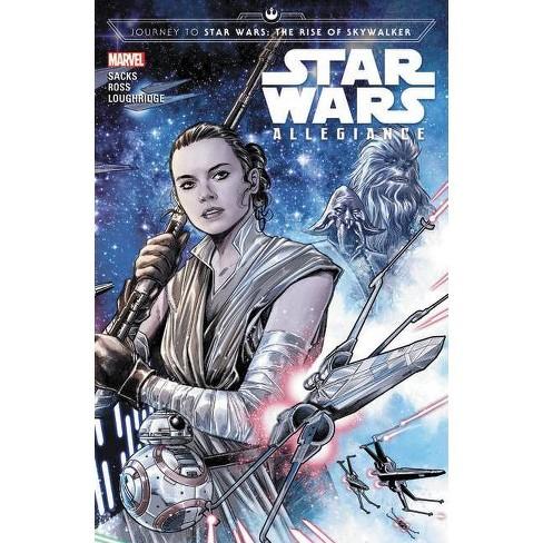Journey To Star Wars The Rise Of Skywalker Allegiance Paperback Target