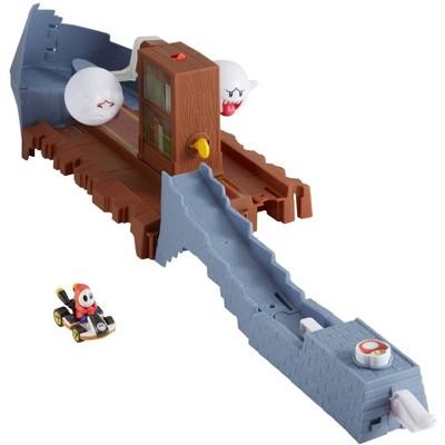 Hot Wheels Mario Kart Boo's Spooky Sprint Trackset
