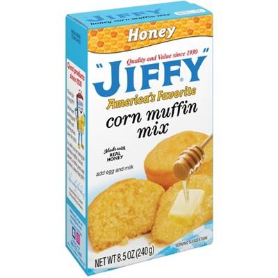 Jiffy Honey Corn Muffin Mix - 8.5oz