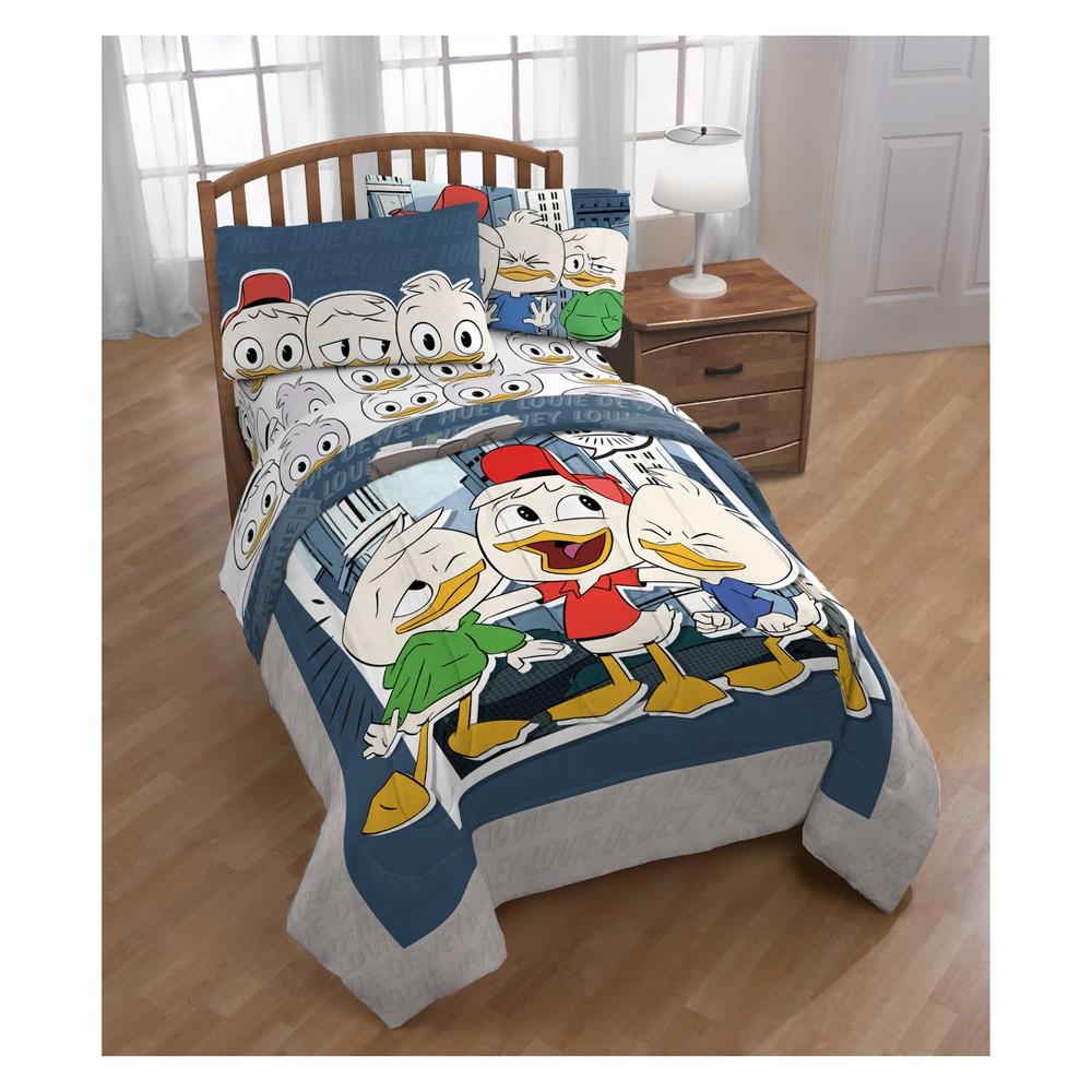 DuckTales Twin Comforter Navy