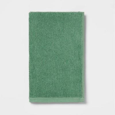 Everyday Hand Towel Light Green - Room Essentials™