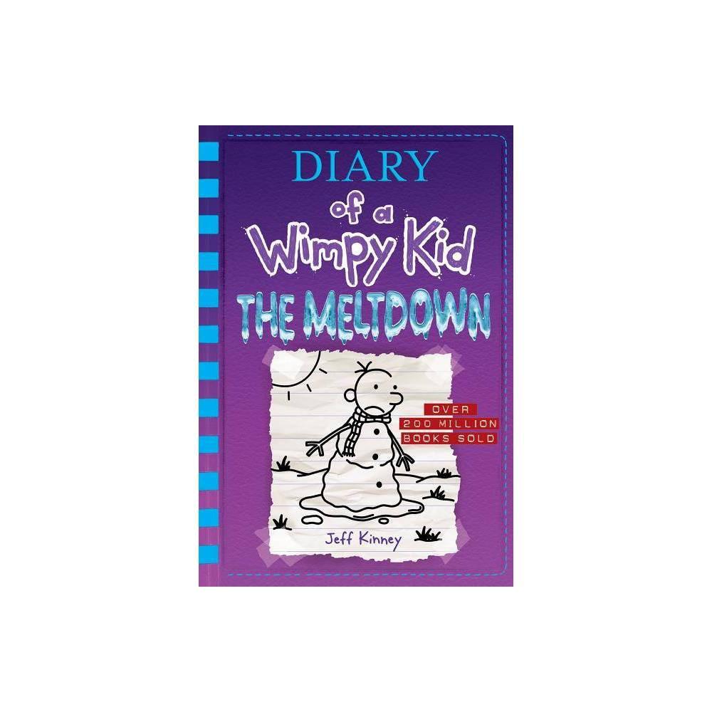 Wimpy Kid Meltdown By Jeff Kinney Hardcover
