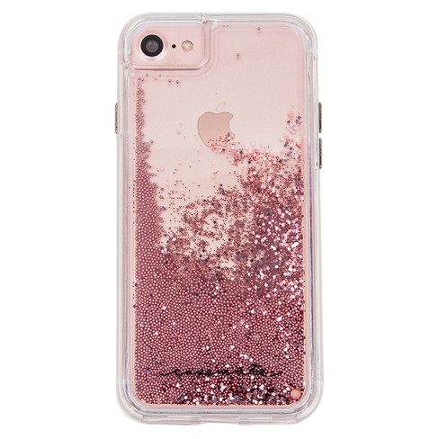 huge discount d42ac 3b979 Case-Mate Apple iPhone 8/7/6s/6 Case Waterfall - Rose Gold
