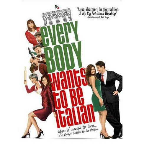 Everybody Wants To Be Italian (DVD) - image 1 of 1