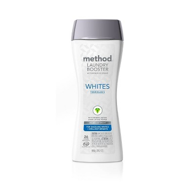 Method Laundry Detergent Booster - Whites - 28.2oz