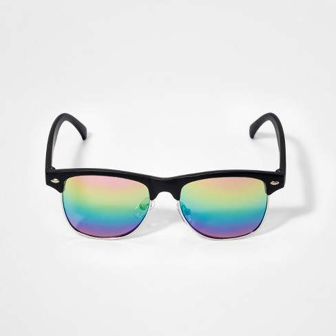 7b8d1438e Boys' Clubmate Sunglasses - Cat & Jack™ Black : Target