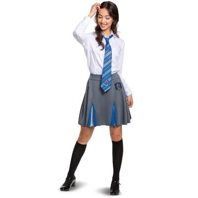Harry Potter Ravenclaw Skirt Tween/Adult Costume