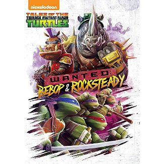 Teenage Mutant Ninja Turtles, Tales of the: Wanted Bebop and Rocksteady (DVD)