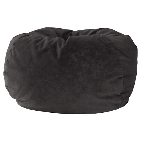 Micro-Fiber Suede Bean Bag Chair - Gold Medal - image 1 of 1