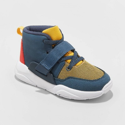 Toddler Boys' Chauncey Sneakers - Cat & Jack™ Blue 9