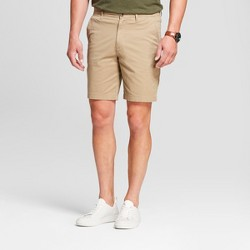 "Men's 9"" Linden Flat Front Chino Shorts - Goodfellow & Co™"