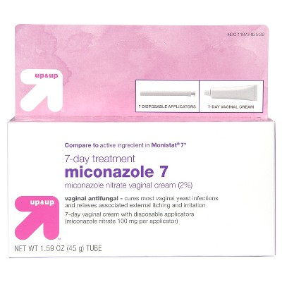 Miconazole Vaginal Antifungal Cream 7 day Treatment - Up&Up™