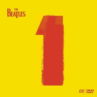 The Beatles - 1 (CD/DVD Combo)
