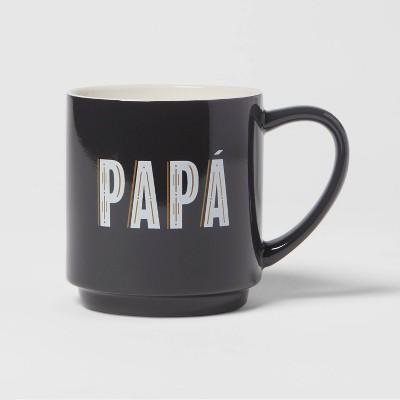 16oz Stoneware Papa Mug - Room Essentials™