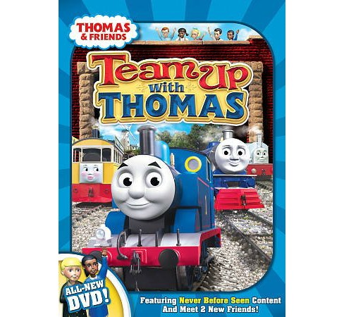 Thomas & Friends:Team Up With Thomas (DVD) - image 1 of 1