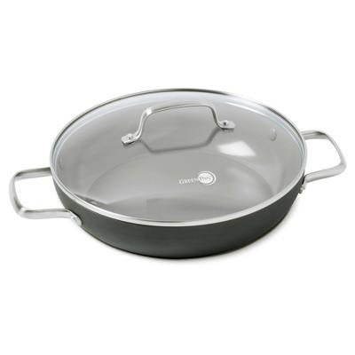 GreenPan Chatham 11  Ceramic Non-Stick Covered Everyday Pan