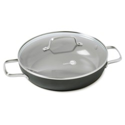 "GreenPan Chatham 11"" Ceramic Non-Stick Covered Everyday Pan"