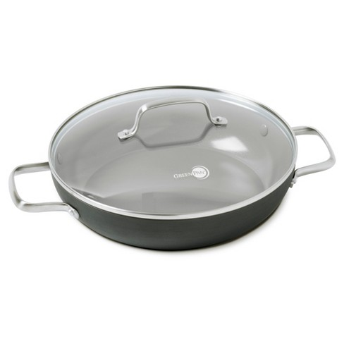 "GreenPan Chatham 11"" Ceramic Non-Stick Covered Everyday Pan - image 1 of 2"