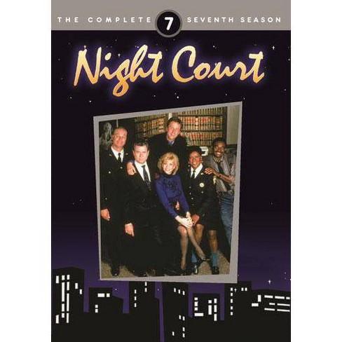 Night Court: The Complete Seventh Season (DVD) - image 1 of 1