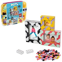 LEGO DOTS Creative Picture Frames DIY Picture Frame Craft Decorations Kit Ideas Box for Kids 41914