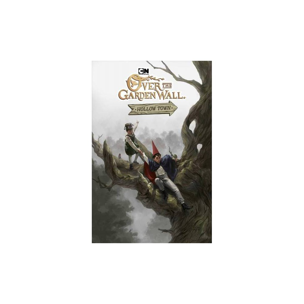 Over the Garden Wall - Hollow Town - (Over the Garden Wall) by Celia Lowenthal (Paperback)