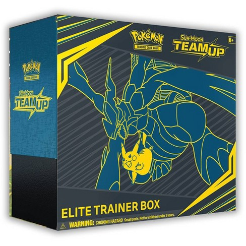 Pokemon Trading Card Game Sun & Moon Team Up S9 Elite Trainer Box - image 1 of 4
