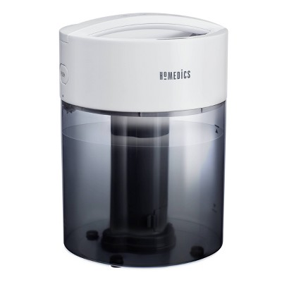 HoMedics No Leak Ultra Quiet Ultrasonic Humidifier
