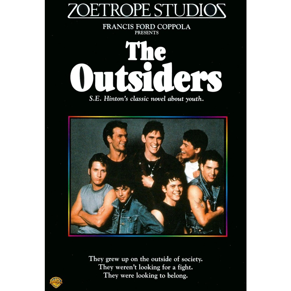 The Outsiders (dvd_video)