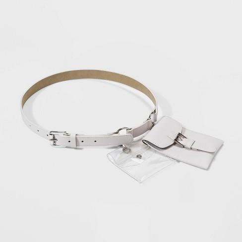 Women's Belt Bag - Wild Fable™ Gray - image 1 of 2