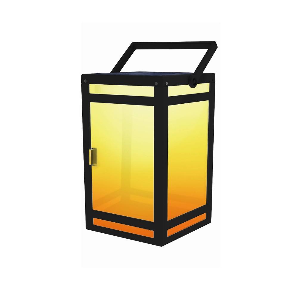 Image of Portable Solar Outdoor Lantern with Frost Panel - Techko Kobot