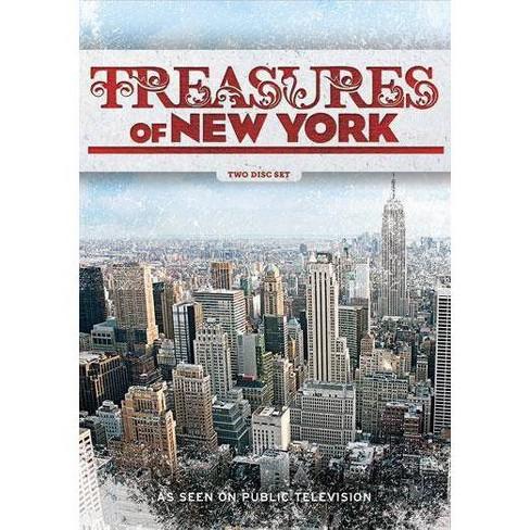 Treasures Of New York (DVD) - image 1 of 1