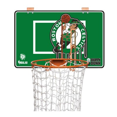 NBA Boston Celtics Dirty Dunk Hamper Hoop