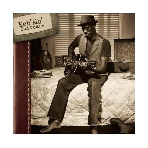Keb' Mo' - Suitcase (Vinyl) - image 1 of 1