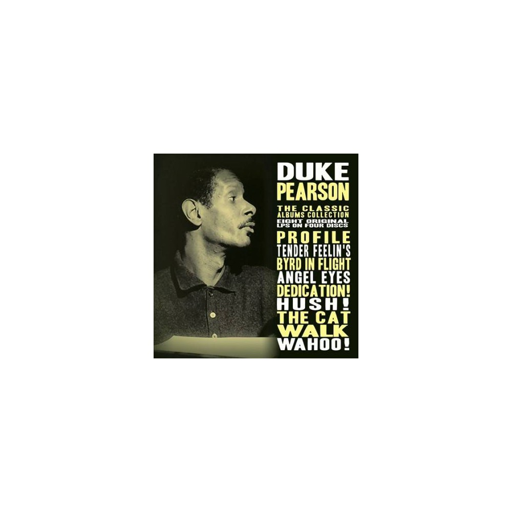 Duke Pearson - Classic Albums Collection (CD)