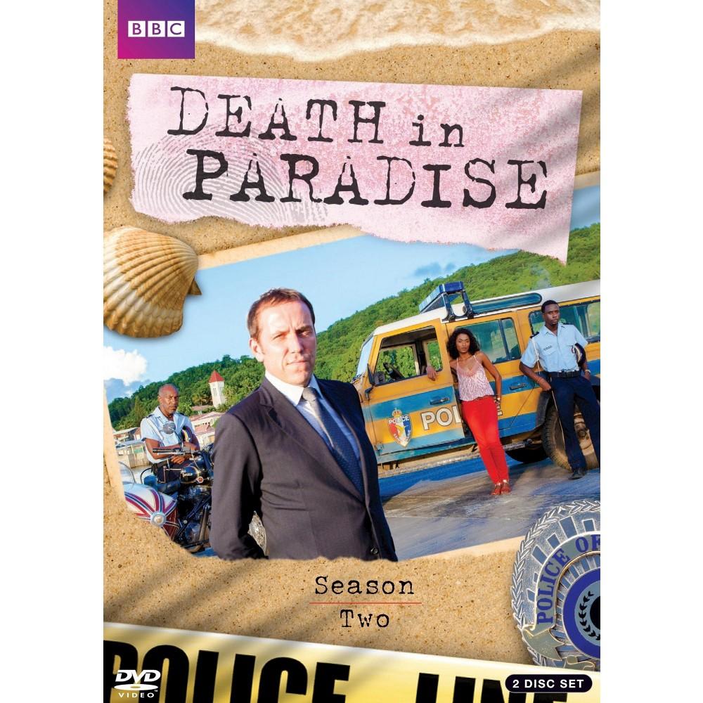 Death In Paradise:Season 2 (Dvd)