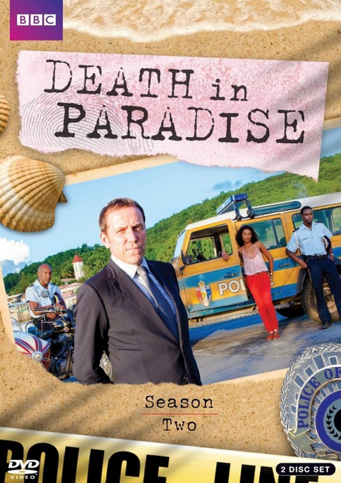 Death in paradise:Season 2 (DVD) - image 1 of 1