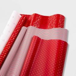 Gift Wrap Trio Red - sugar paper™