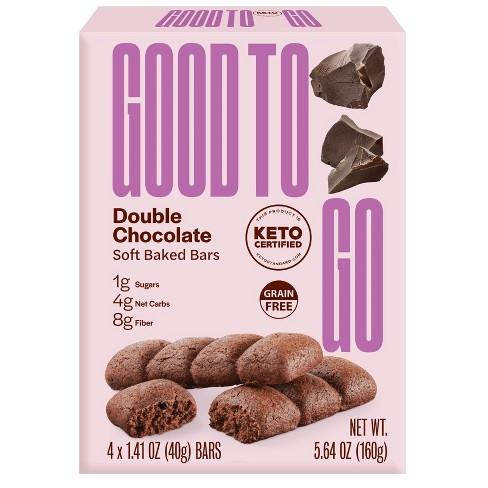 GOOD TO GO Double Chocolate  - 5.64oz/ 4pk - image 1 of 4