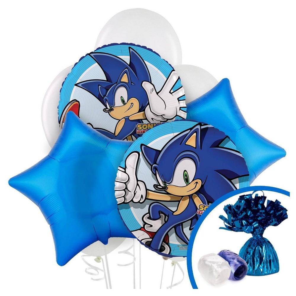Sonic the Hedgehog Balloons