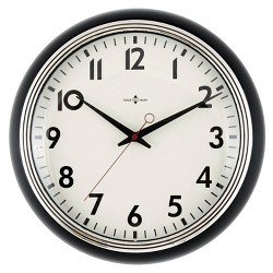 "14"" Schoolhouse Clock - Threshold™"