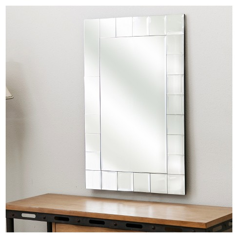 Gregor Wall Mirror - Abbyson - image 1 of 3