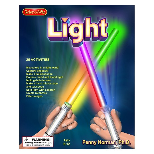 ScienceWiz Light Science Kit image number null