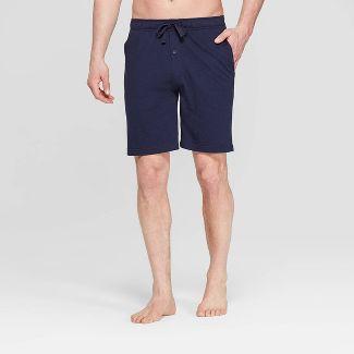 Mens 9u0022 Knit Pajama Shorts - Goodfellow & Co™ Navy XL