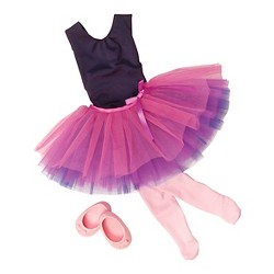 "Our Generation Ballet Outfit for 18"" Dolls - Dance Tulle You Drop"