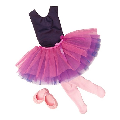 "Our Generation Ballet Outfit for 18"" Dolls - Dance Tulle You Drop - image 1 of 3"