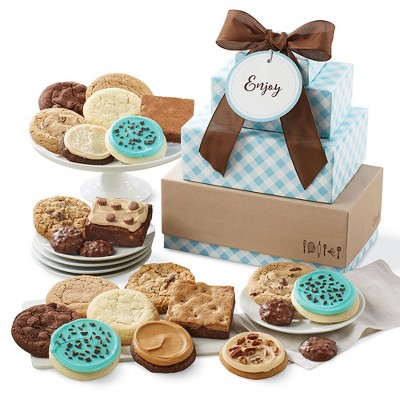 Cheryl's Cookies Enjoy Classic Cookie Gift Tower