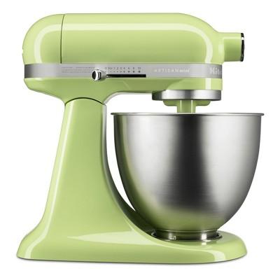 KitchenAid Refurbished Artisan Mini 3.5qt Tilt-Head Stand Mixer Light Green - RKSM33XXHW