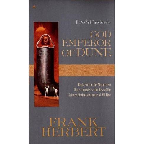 God Emperor of Dune - (Dune Chronicles (Pb)) by  Frank Herbert (Hardcover) - image 1 of 1