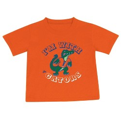 NCAA Florida Gators Toddler Boys' 2pk Short Sleeve T-Shirt
