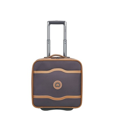 DELSEY Paris Chatelet Soft Air 2-Wheel Under-Seater Carry On Suitcase